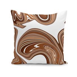 Bold Copper Agate Stone Effect Design