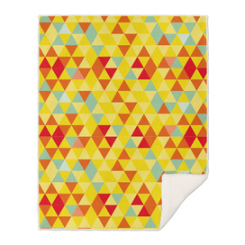 Colored triangles