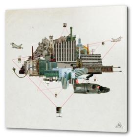 Collage City Mix 2