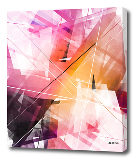 Sunstroke - Geometric Abstract Art