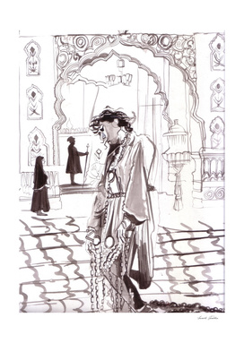 Madhubala was powerful as Anarkali in MughalEAzam