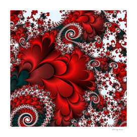Red Sweetheart Fractal