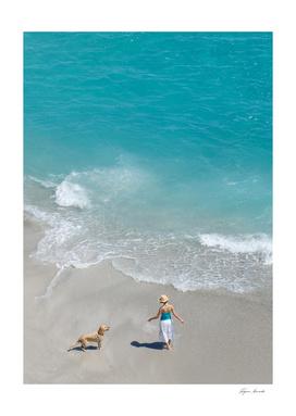 Morning on Clifton Beach