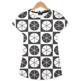 Geometric Pattern #158