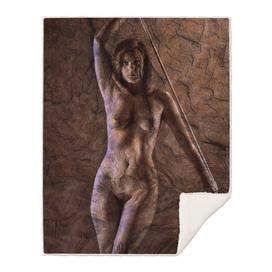 Wooden Nude