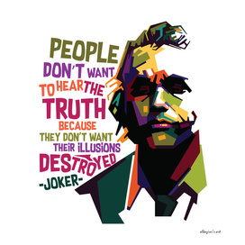The Joker's Quote