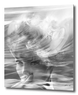 Wave girl