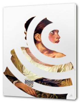 Der Kreis der Erinnerung ·Delacroix