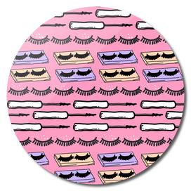 Mascara Magic Pink