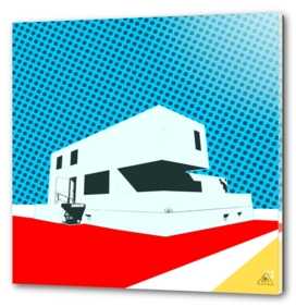 Bauhaus Meisterhaus Pop 3