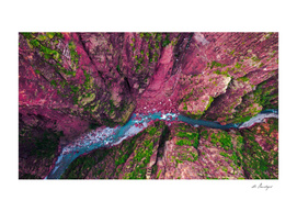 French Daluis Canyon