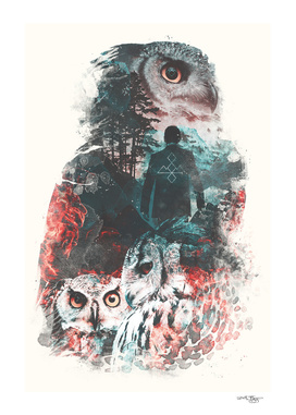 Not What They Seem A Twin Peaks Owl Tribute