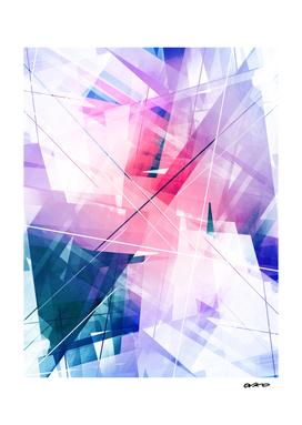 Enlighten - Geometric Abstract Art