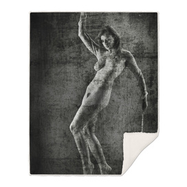 Nude with rope