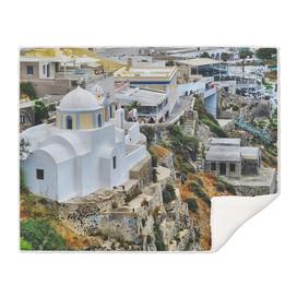 Fira,Santorini