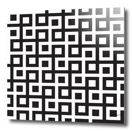 Geometric Pattern #33 (square loop)