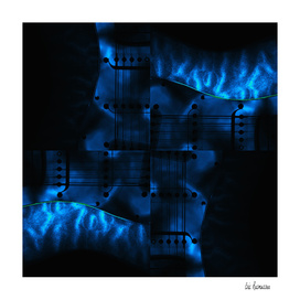 Night Spin Blue
