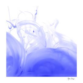 Liquid blue agate