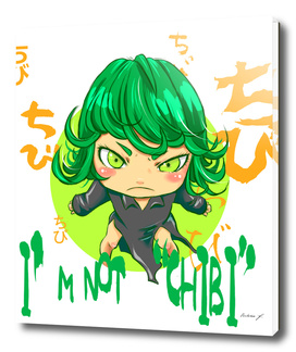 I'm not chibi!