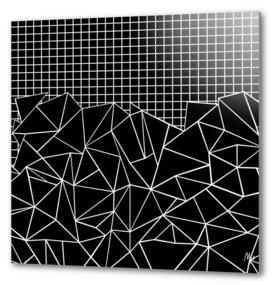 Ab Outline Grid