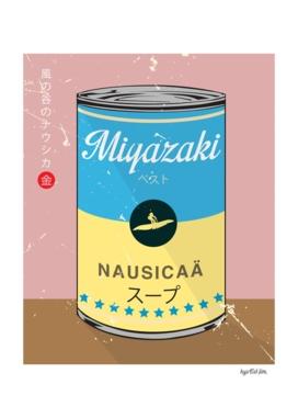 Nausicaa- Miyazaki - Special Soup Series