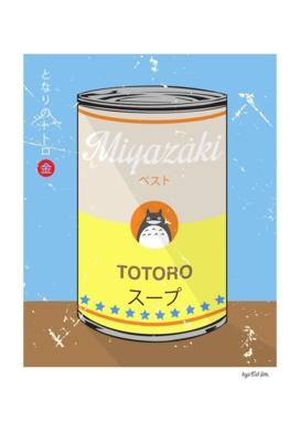 My Neighbor Totoro - Miyazaki - Special Soup Series