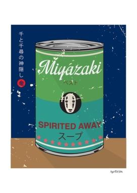 Spirited Away - Miyazaki - Special Soup Series