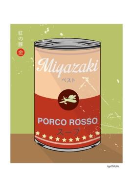 Porco Rosso - Miyazaki - Special Soup Series