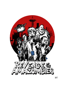 Revenge of the Amazombies!!!