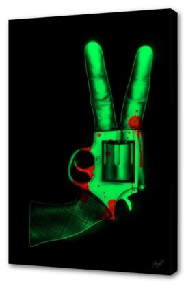 Peace Bang!