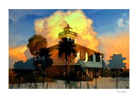 Boca Grande Lighthouse 1890