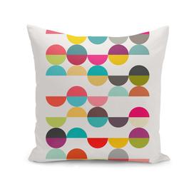 Nordic Color Pop Circles