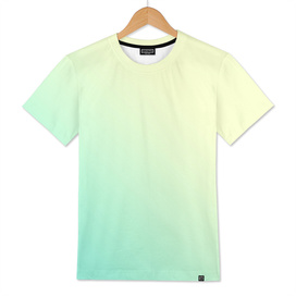 Gradient ombre lime yellow bright summer neon colors