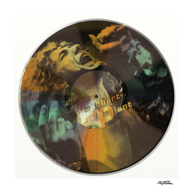 LP series: 'Robert Plant'