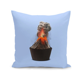 Cupcake Volcano 🌋