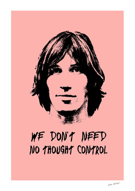 We don't need no thought control