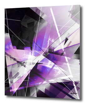Breakwave - Geometric Abstract Art