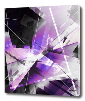 Breakwave - Geometric Abstract Art
