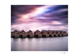 Dramatic Lofoten cottages