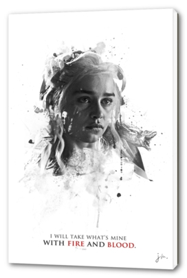 Shadow collection : Daenerys Targaryen