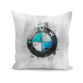 BMW logo sketch