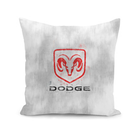 Dodge logo sketch