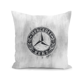 Mercedes-Benz logo sketch