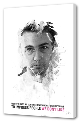 Shadow collection : Fight club