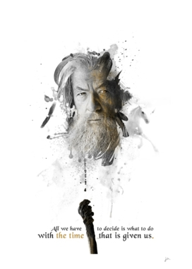 Shadow collection : Gandalf
