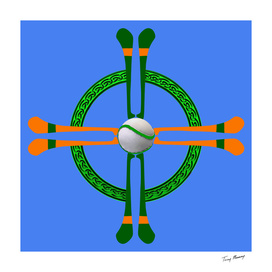 Hurley and Ball Celtic Cross Design