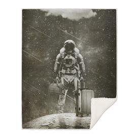 Space Traveller  sepia
