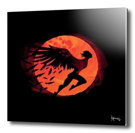 Icarus Sunset