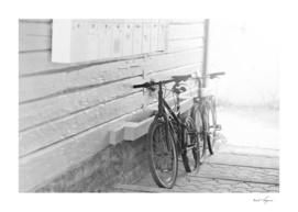 Scandinavian bicycle