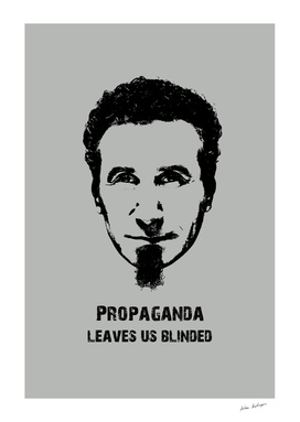 Propaganda leaves us blinded